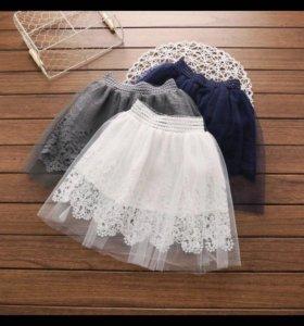Очень красивые юбочки для маленьких модниц