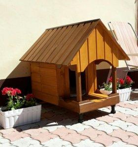 Дачный дом для питомца👍