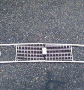 Решётка радиатора никелированная