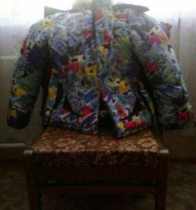 Куртка зимняя (горнолыжка)