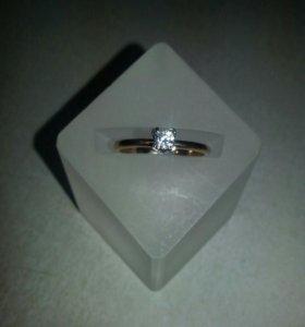 Кольцо золото 585°