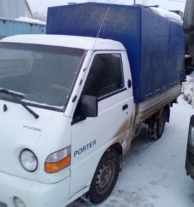 Грузоперевозки грузовик