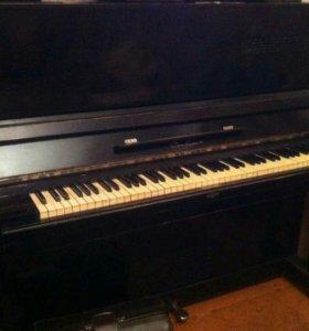 "Пианино ""Сибирь"""