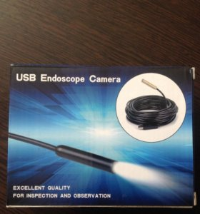 Камера для видеоинспекции