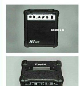 Гитарный комбо усилитель JETamp G-10