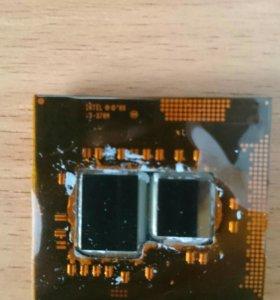 Продам процессор на ноутбук Intel i3 378M