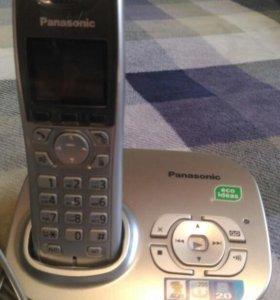 Телефон Панасоник стационарный беспроводной
