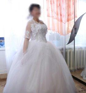 Продаётся сваденое платье