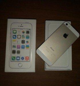 Обмен. iPhone 5s, 16gb