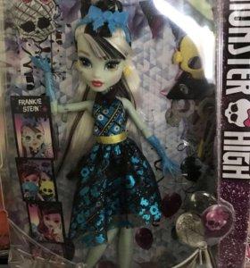 Кукла монстер хай из новой коллекции