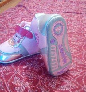 Ботинки детские для девочки