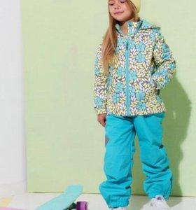 Новый Комплект crockid для девочки, размер 86-92