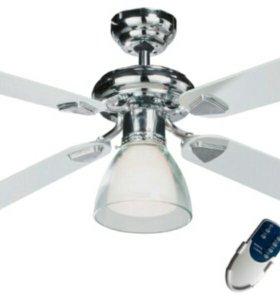 Потолочный вентилятор, новый.