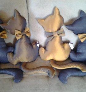 """Подушки """"Котики"""""""