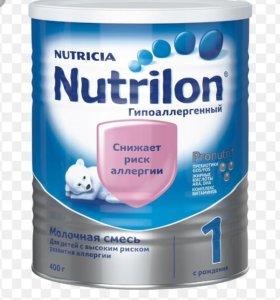 Ссесь нутрилон 1 и нутрилон гипоалергенный