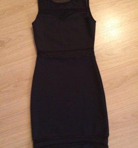 Платье чёрное 👯