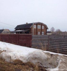 Дом в деревне Ткалино