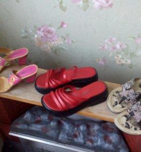Летняя обувь б/у