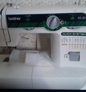 Швейная машинка новая brother