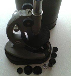 Микроскоп МБУ-4А