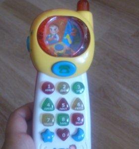 Обучающий телефон агуша