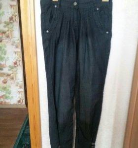 брюки х/б
