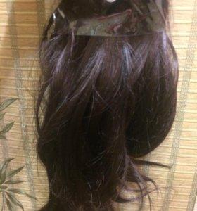 Накладные волосы 8 прядей