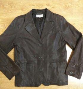 Новая кожанная куртка 48-50 р.