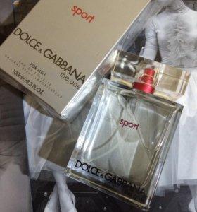 Dolce&Gabbana Sport мужской парфюм
