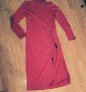 Платье-водолазка, м