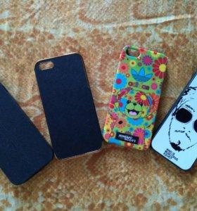 Чехлы на iphone 5