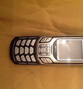 Телефон-слайдер SAGEM Z55