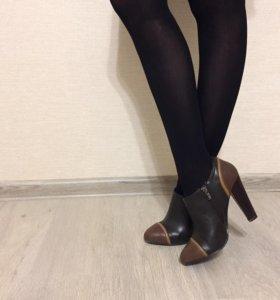 Полуботинки,полусапожки,ботильоны,ботинки