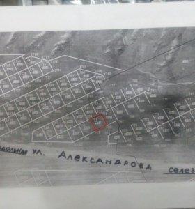 Участок п. Селезневка ( ТЗР)