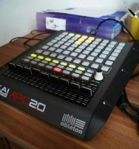 Midi контроллер AKAI APC20