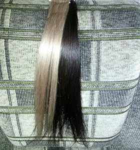 Трессы для наращивания волос
