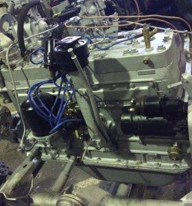 Двигатель ЗИЛ 157-1000400 (1-я комплектация)