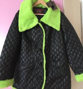 Куртка новая 52 р.