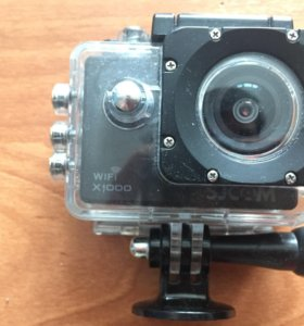 Экшен камера SJcam x1000