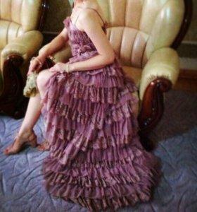 Продаётся вечернее платье, надевала 1 раз