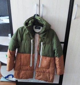 Продам куртку 48-50. Стала большая.