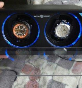 WATCH WINDER - устройство автоподзавода часов