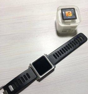 iPod nano 6 в ремешке Lunatic tok