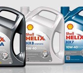 Масло Shell, HX7, HX8, Ultra