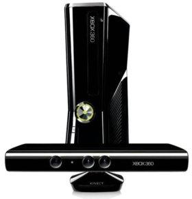 Xbox 360 +кинект