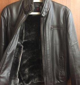 Куртка мужская зимняя р-р 50-52(XL)