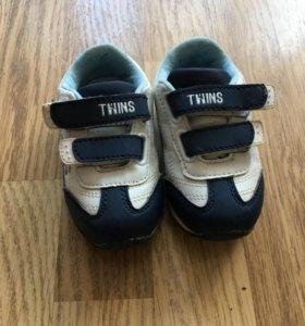 Обувь на мальчика размер 21