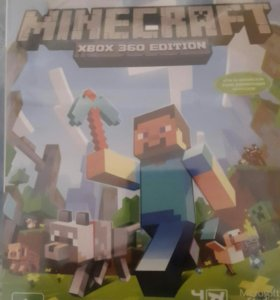 Продам игры на Xbox 360 Minecraft