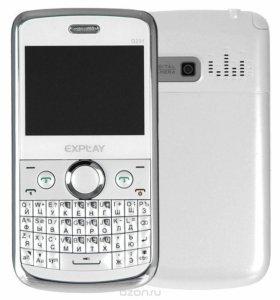 Телефон на 3 симкарты Explay