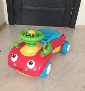 Машинка каталка ходунки ELC